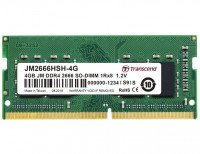 Память для ноутбука Transcend DDR4 2666 4GB BULK (JM2666HSH-4G)