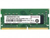 Пам'ять для ноутбука Transcend DDR4 2666 4GB BULK (JM2666HSH-4G)