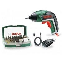 Викрутка акумуляторна Bosch IXO V+bit set акумуляторний