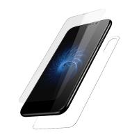 Стекло Baseus для iPhone X/Xs Glass Film (2 in 1) Set Transparent