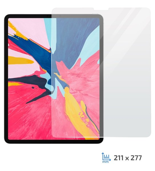 2e Защитное стекло 2E для Apple iPad Pro 12.9 (2018-2020) 2.5D clear 2E-TGIPD-PAD12.9