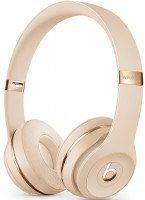 Навушники Bluetooth Beats Solo3 Wireless On-Ear Satin Gold (MUH42ZM/A)