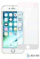 Стекло 2E iPhone 7/8 3D white border FG