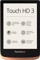 Електронна книга PocketBook 632 Touch HD 3 Copper