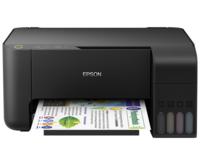МФУ струйное Epson L3110 Фабрика печати (C11CG87405)