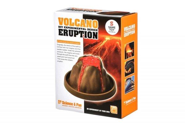 Купить Научный набор Same Toy Извержение вулкана (609Ut)