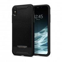 Чехол Spigen для iPhone XS/X Hybrid NX Black