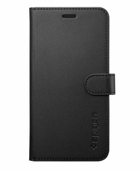Чехол Spigen для iPhone XS/X Wallet S Black