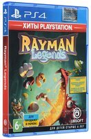 Игра Rayman Legends (PS4, Русская версия)