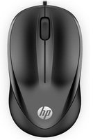 Миша HP Wired 1000 USB Black (4QM14AA)