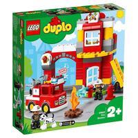 Конструктор LEGO DUPLO Городок Пожарное депо (10903)