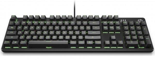 Купить Клавиатуры, Клавиатура HP Pavilion Gaming Keyboard 500 (3VN40AA)