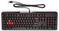 Клавиатура НР Omen Gaming Keyboard 1100 (1MY13AA)