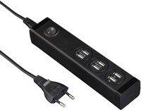 Сетевое зарядное устройство НАМА USB , 6 шт. разъемов USB (121966)