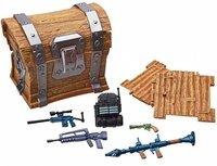Игровая коллекционная фигурка Fortnite Loot Chest, сундук аксессуаров (FNT0001)