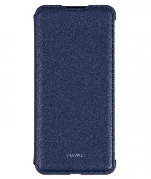 ≡ Чехол для Huawei P Smart 2019 flip cover blue – купить в Киеве ... ca0db40f2a9b4