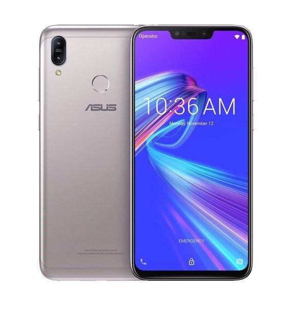 Смартфон Asus ZenFone Max (M2) 4/32G (ZB633KL-4J072EU) Silver фото 1