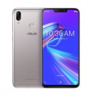 Смартфон Asus ZenFone Max (M2) 4/32G (ZB633KL-4J072EU) Silver