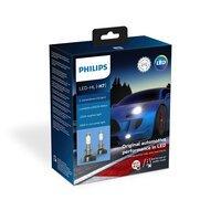 Лампа светодиодная Philips H7 X-treme Ultinon Led +250% (11972XUWX2)