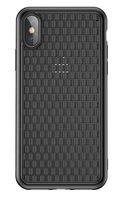 Чехол Baseus для iPhone XS/X BV Case Black