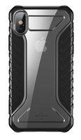 Чехол Baseus для iPhone XS/X Michelin Black