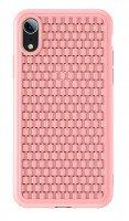 Чехол Baseus для iPhone XR BV Case Pink