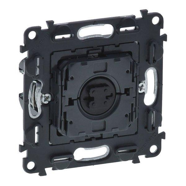 Купить Выключатель Valena IN'MATIC Legrand 6А 250В для жалюзи и рольставней автоматические клеммы