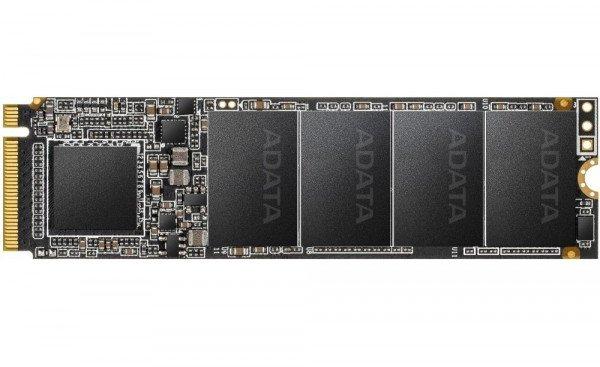 SSD накопитель ADATA XPG SX6000 Lite 512GB M.2 NVMe PCIe 3.0 x4 2280 3D TLC (ASX6000LNP-512GT-C)  - купить со скидкой