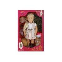 Набір Our Generation DELUXE Лялька Сафарі з книгою 46 сантиметрів (BD31164ATZ)