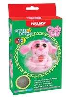 Масса для лепки Paulinda Circle Baby Собака розовая, заводной механизм (PL-081177-5)