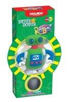 Масса для лепки Paulinda Robot зеленый, заводной механизм, шагает (PL-081178-5)