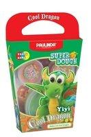 Масса для лепки Paulinda Cool Dragon Дракон зеленый (PL-081378-13)