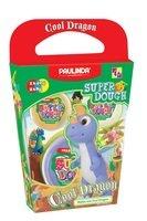 Масса для лепки Paulinda Cool Dragon Дракон фиолетовый (PL-081378-18)