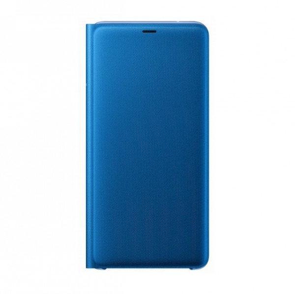 Акция на Чехол Samsung для Galaxy A9 2018 (A920) Wallet Cover Blue от MOYO