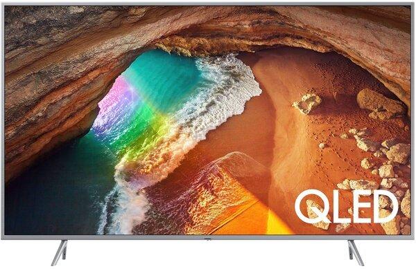 Телевизор SAMSUNG QLED QE55Q67R (QE55Q67RAUXUA)