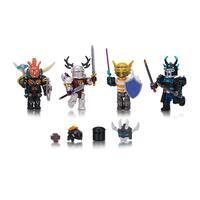 Игровая коллекционная фигурка Jazwares Roblox Mix & amp, Match Set Days of Knights, в наборе 4шт (10873R)