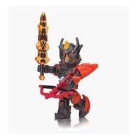 Игровая коллекционная фигурка Jazwares Roblox Сore Figures Flame Guard General (10797R)