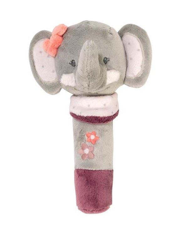 Погремушка шуршащая Nattou слоник Адель (424127) фото