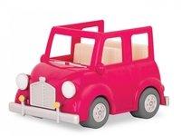 Транспорт Li`l Woodzeez Розовая машина с чемоданом (WZ6547Z)