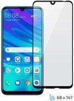 Стекло 2E для Huawei P Smart 2019 2.5D Black Border