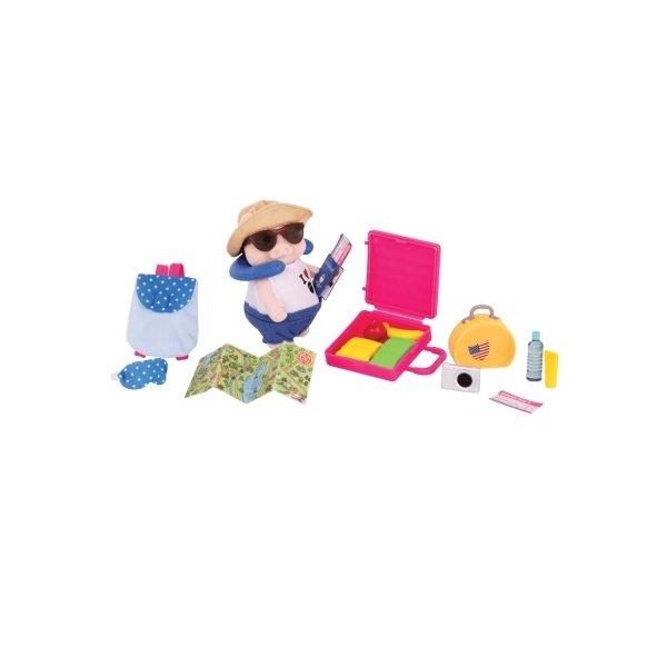 Купить Игровой набор Li`l Woodzeez Набор для путешествий (WZ6541Z), LI L WOODZEEZ