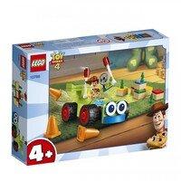 Конструктор LEGO Juniors Вуди на машине (10766)