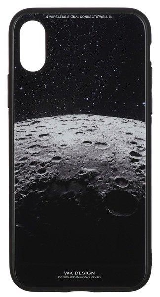 Акция на Чeхол WK для Apple iPhone XS/X WPC-061 Moon (LL06) от MOYO