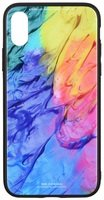 Чeхол WK для Apple iPhone XS Max WPC-061 Paint Splash