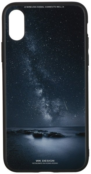 Акция на Чeхол WK для Apple iPhone XS Max WPC-061 Milky way от MOYO