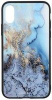 Чeхол WK для Apple iPhone XS Max WPC-061 Marble wave