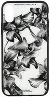 Чeхол WK для Apple iPhone XS Max WPC-061 Flowers BK/WH