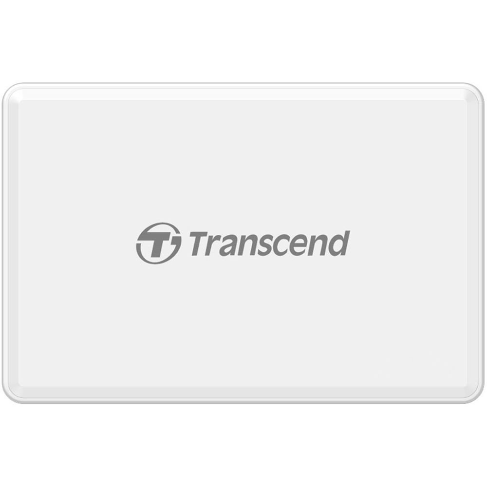 Кардрідер Transcend USB 3.1 White фото1