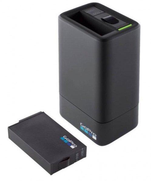 Купить Зарядное устройство GoPro Fusion Dual Battery Charger + Battery (ASDBC-001-EU)