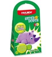 Масса для лепки Paulinda Fun 4 one Rhino (PL-1537)